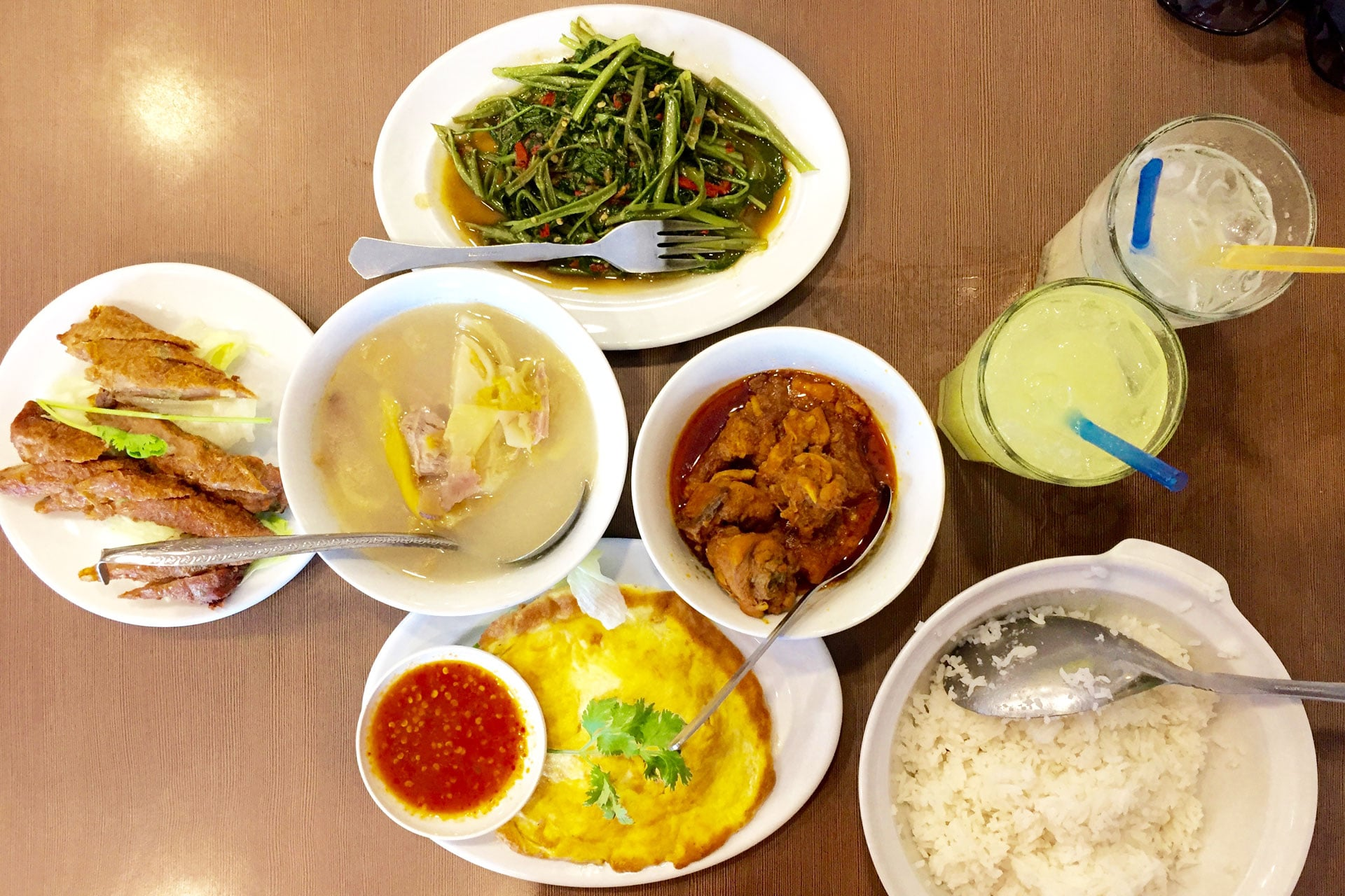 Nancy's Kitchen,the best Peranakan Dishes in Malacca