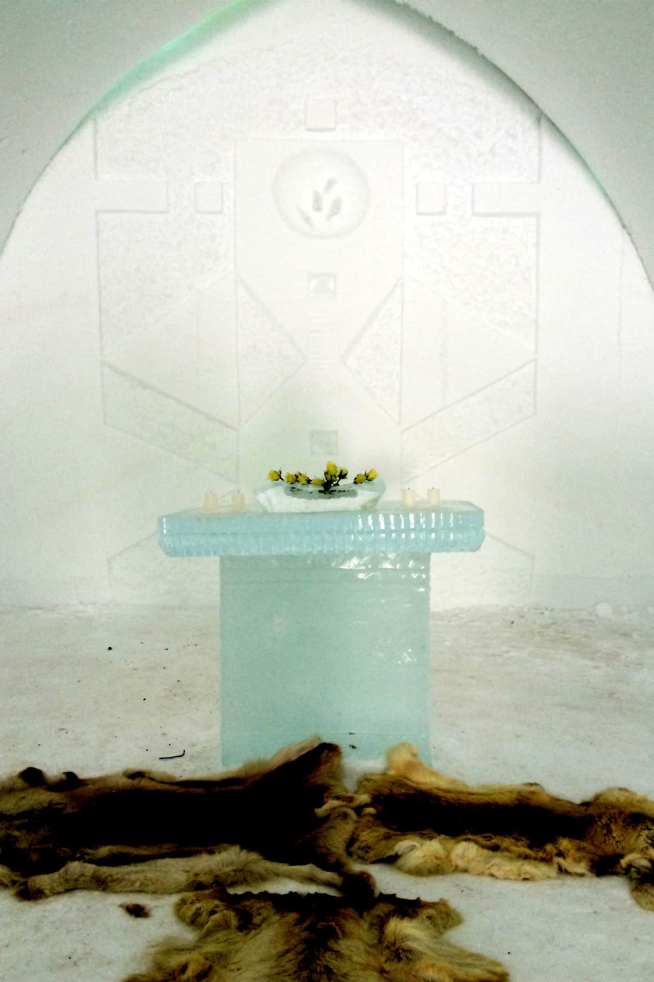 Ice Chapel in east village