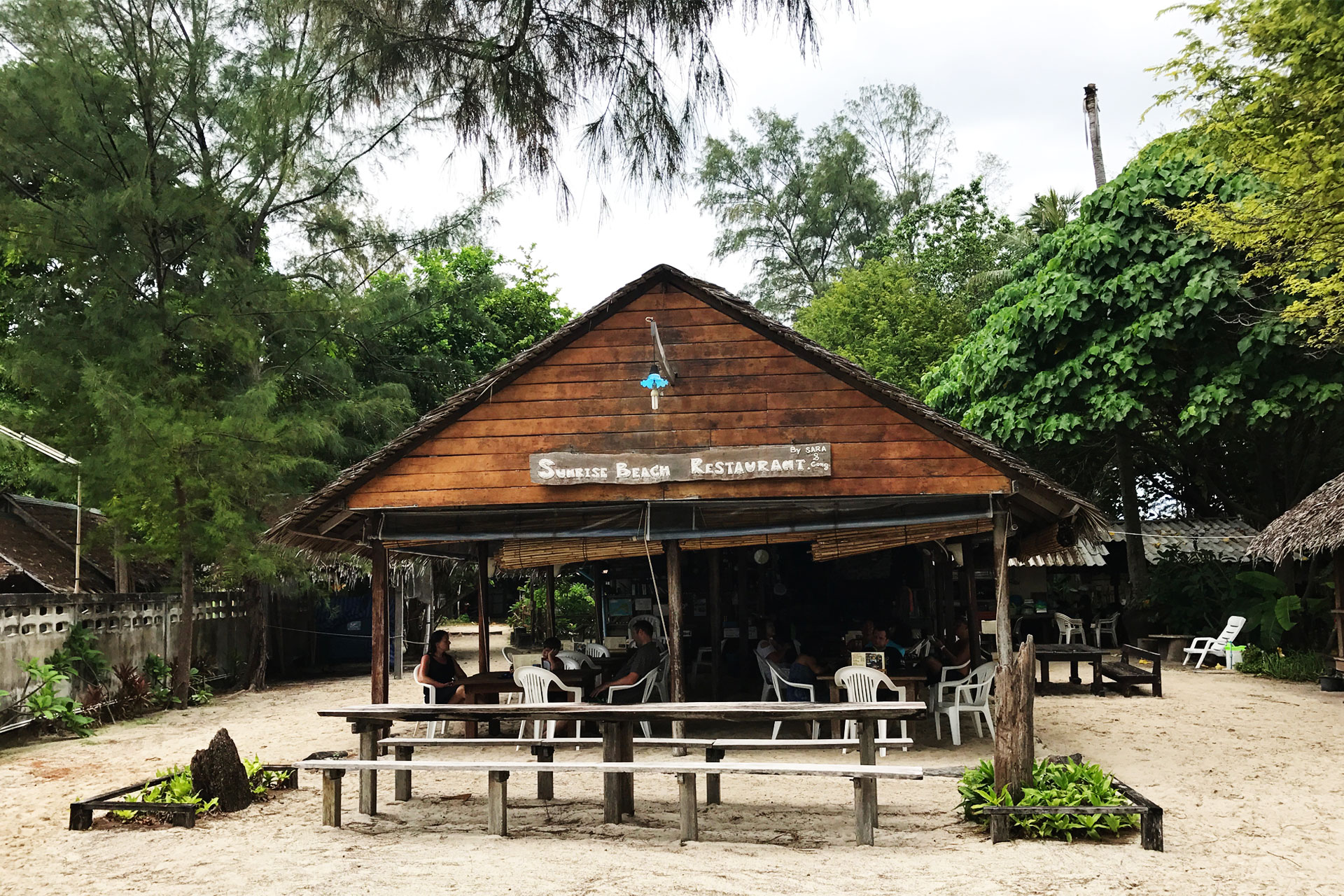 Sunrise Beach Restaurant