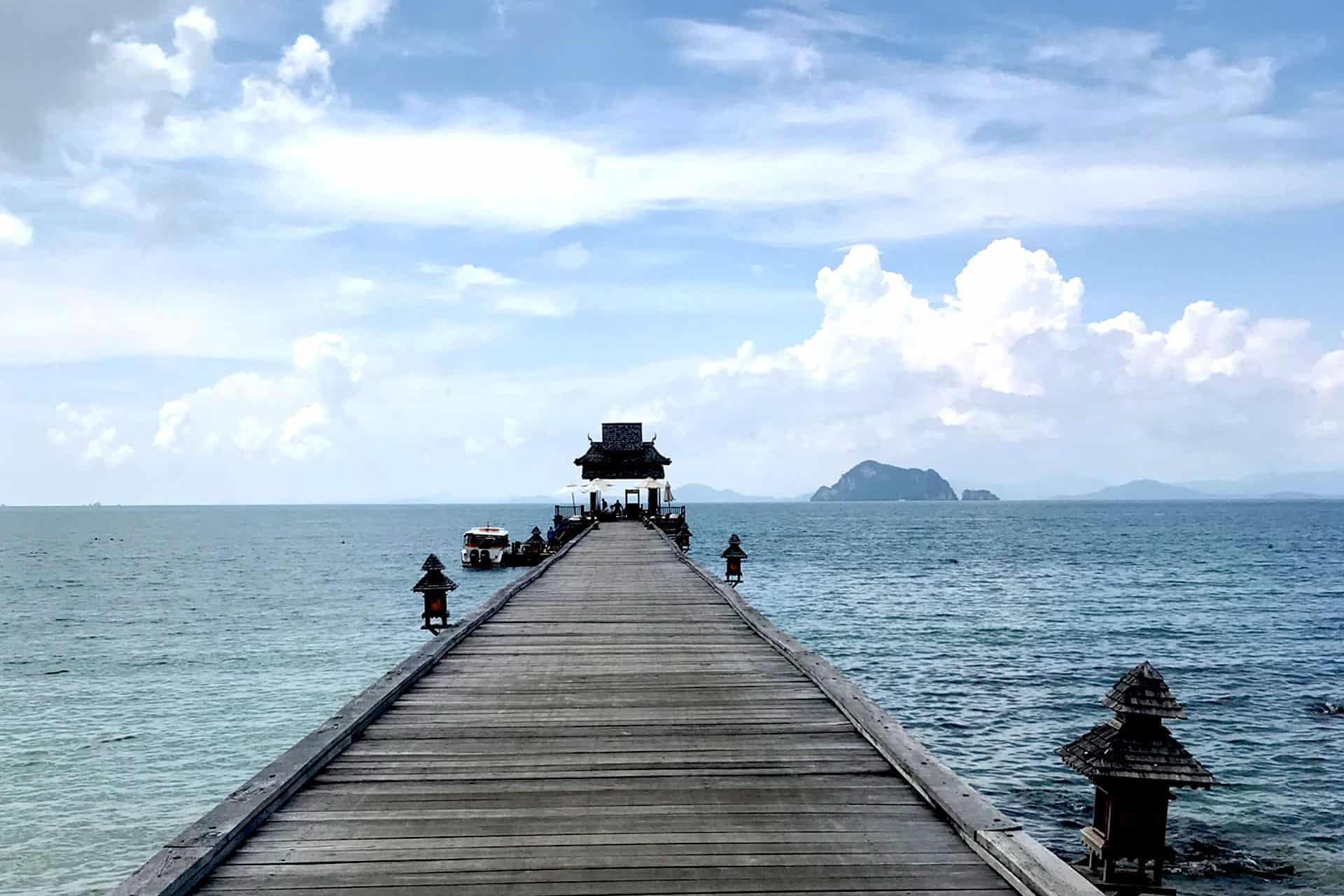 Santhiya Private Pier