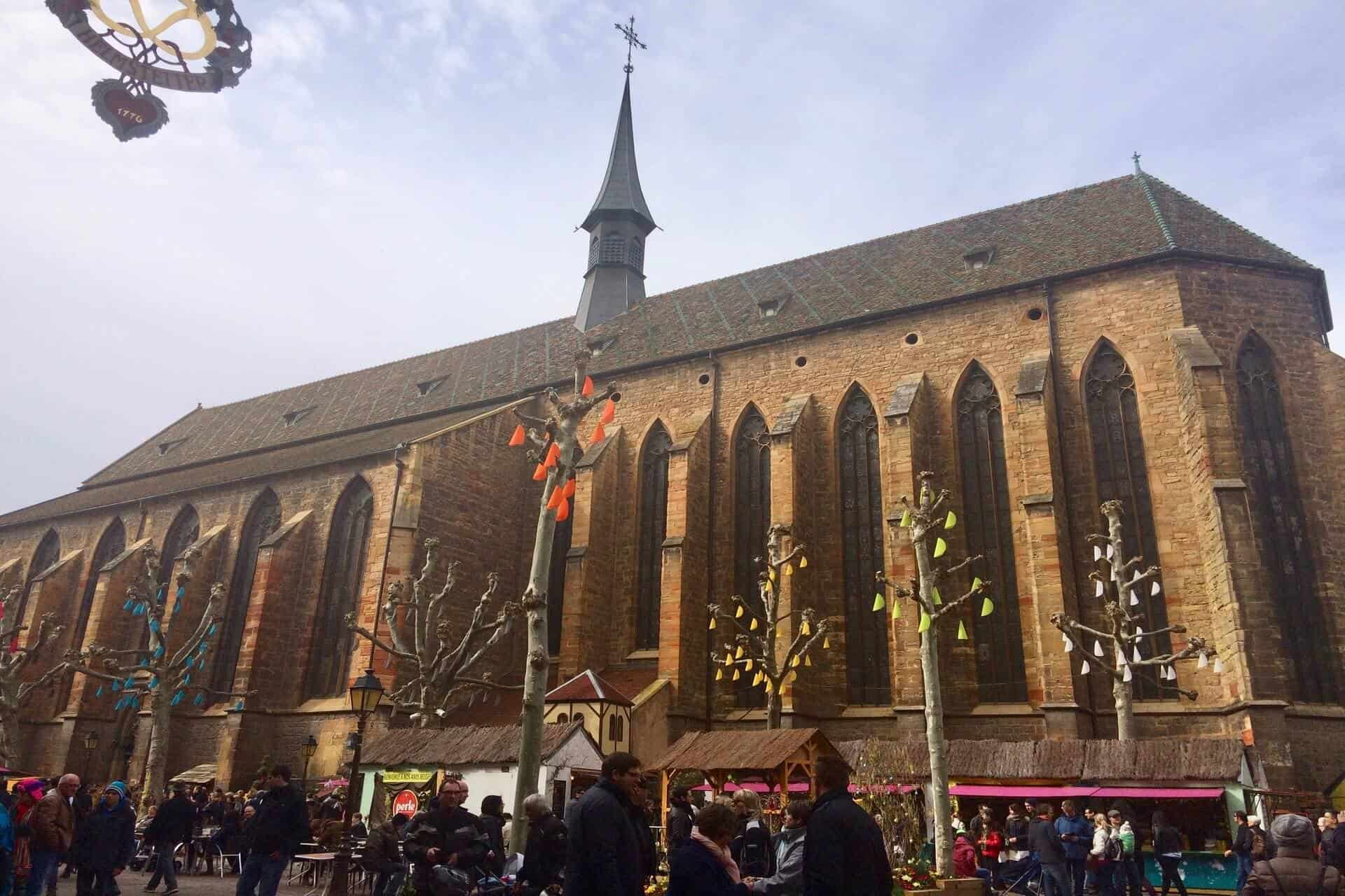 Dominican Church Easter Market